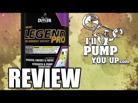 Cutler Nutrition - Legend Pro Supplement Review & Taste Test