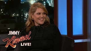 Mary McCormack & Jimmy Kimmel Love Power Washing