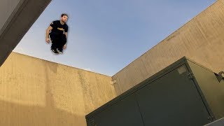 Amazing Parkour and Freerunning 2019 - No Fear