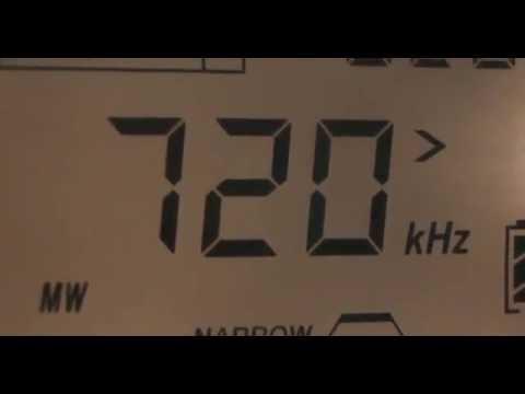 Radio Pa´i Puku , Teniente Irala Fernandez | Paraguay 720 kHz recibida 1.500 KM