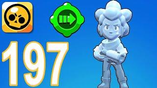Brawl Stars - Gameplay Walkthrough Part 197 - True Silver Shelly (iOS, Android)