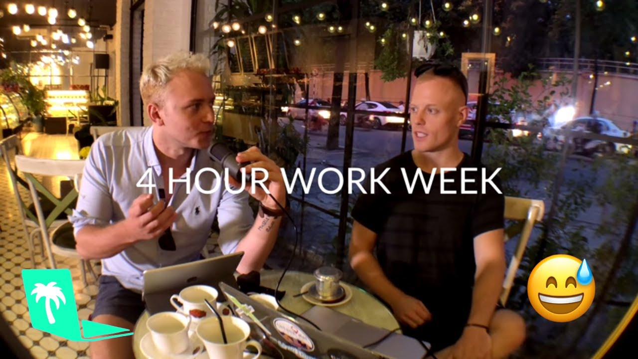 Matt Laker Calls Me Out on Preaching the '4 Hour Work Week' book... Scam or Legit?
