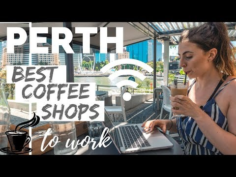 Best Cafes for Digital Nomads in Perth