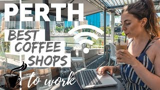 Best Cafes for Digital Nomads in Perth