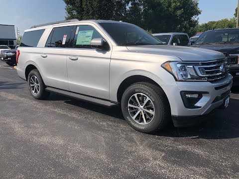 2019 Ford Expedition MAX XLT 4X4 8 Passenger Review