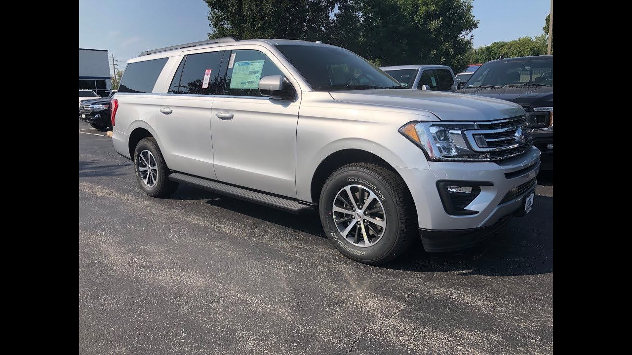 Lou Fusz Ford >> 2019 Ford Expedition MAX XLT 4X4 8 Passenger Review - YouTube