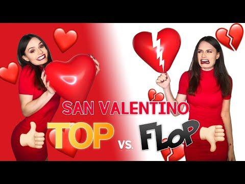 ❤️SAN VALENTINO TOP vs FLOP 💔 (RACCONTI INEDITI!!) 😱 | MARYNA