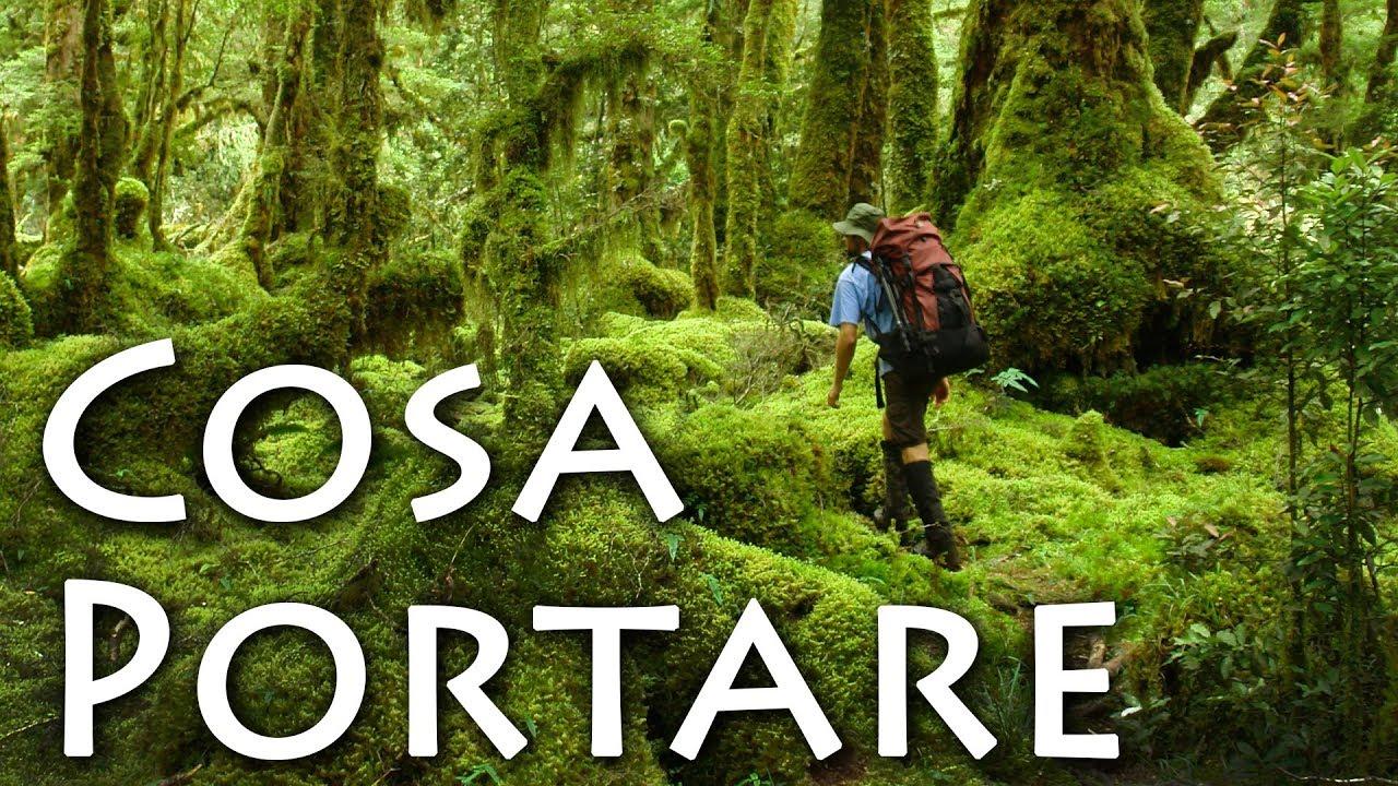 info for 5d931 a4da0 Cosa portare in Trekking, attrezzatura e abbigliamento - Trekking Tutorial  05