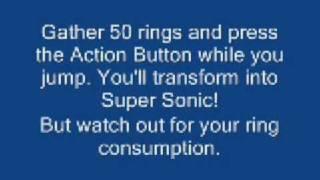 Super Sonic Secret Unused Tikal Voice Clip from Sonic Adventure (DX)