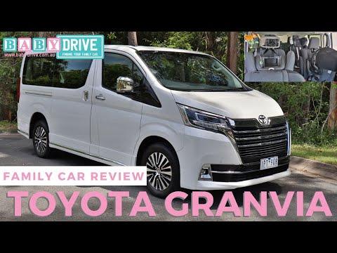 Family Car Review: Toyota Granvia 2020 8 Seater