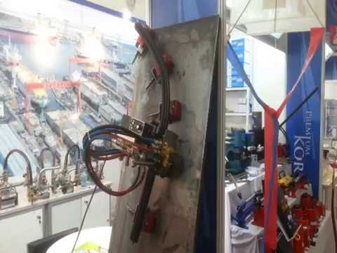 Jakarta machine and tools exhibition