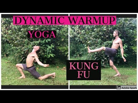 Dynamic Movement Patterns: Full Breath/Body/Mind Fitness Practice