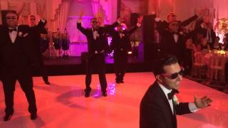 An EPIC SURPRISE: AN AMAZING Choreographed Wedding Dance Like You