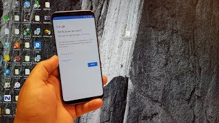 BOOM!!! Samsung S8 SM-G950F.Remove google account,bypass FRP.Without Box.Binary2.