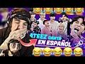 😱ATEEZ CANTANDO en ESPAÑOL!! 😂*Muy gracioso*😂