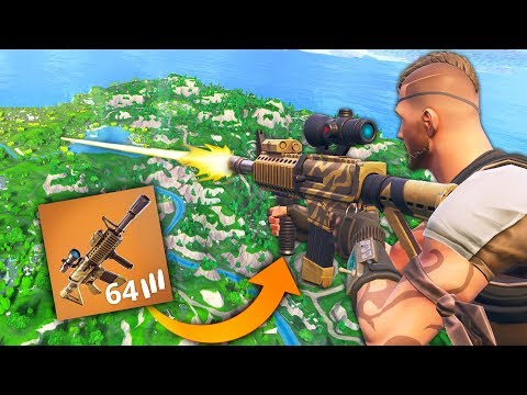 *NEW* GUN THERMAL RIFLE IS CRAZY..!!! | Fortnite Funny and Best Moments Ep.137 Fortnite Battle Royal