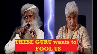 Javed Akhtar Tried to insult Sadhguru - Sadhguru Did Something Amazing