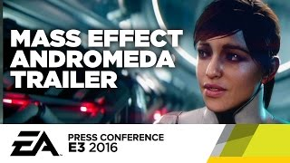 Mass Effect Andromeda: Official Behind the Scenes Trailer - E3 2016