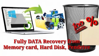 Recover full Permanent LOSS Data free
