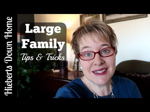 Strategies for Managing Homework Amount of time in a large Family