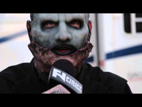 Fight+Music: Slipknot's Corey Taylor Hijacks Interview Mp3