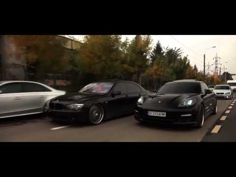 Shony Loy Beats - The Black. Porsche Panamera.