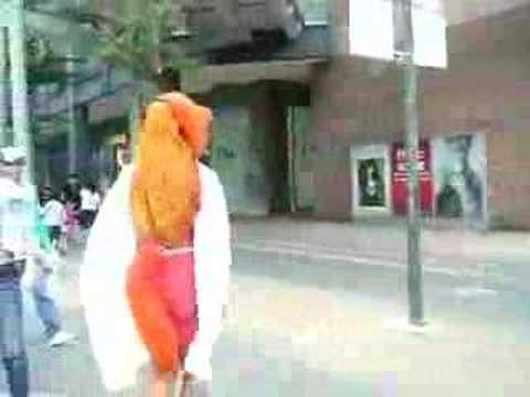 Firefox 2 Taipei Street Promotion