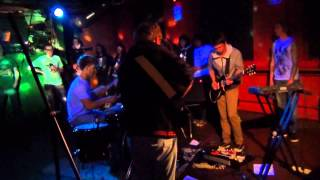 PENGUINSMEAT - Plastic (live in Zoccolo, SPb, 05.09.2012)