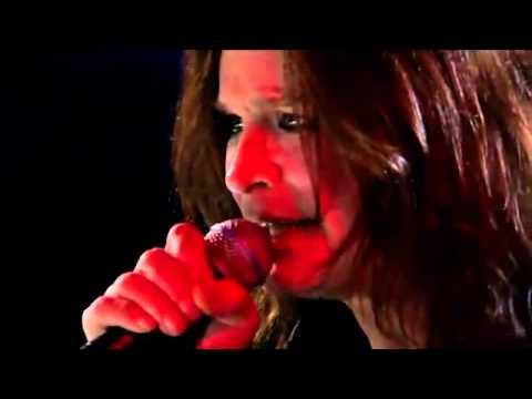 MetallicA & Ozzy - Iron Man & Paranoid (RnR Hall of Fame '09)