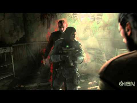 FEAR 3 - Cinematic Trailer Gamescom