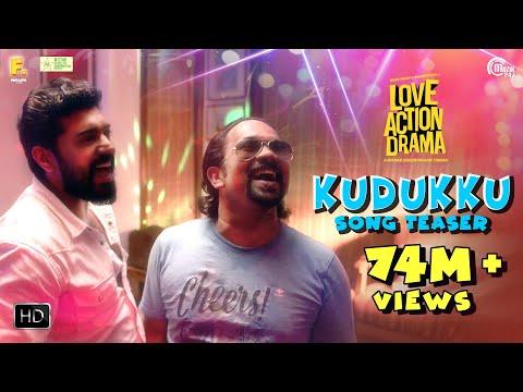 love-action-drama-|-kudukku-song-2k-teaser|-nivin-pauly,-nayanthara|vineeth-sreenivasan|shaan-rahman