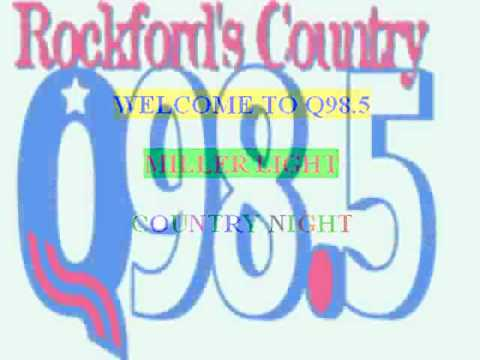 WXXQ-FM Q98.5 Rockford Shooters Miller Light Country Music Night Wednesdays 8:30pm