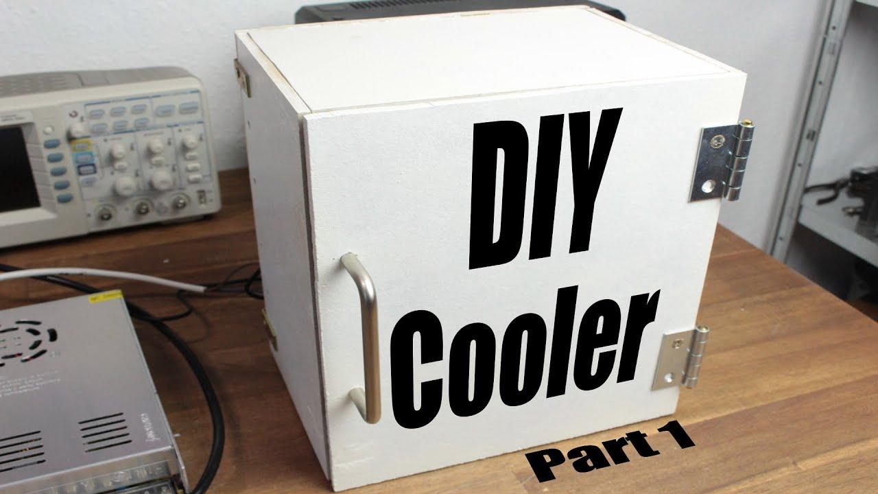 DIY Cooler (Part 1) || Peltier Module