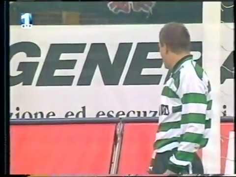 Milan - 2 x Sporting - 0 de 2001/2002 Uefa