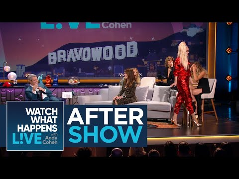 After Show: Lisa Rinna Claps Back At Lisa Vanderpump | RHOBH | WWHL
