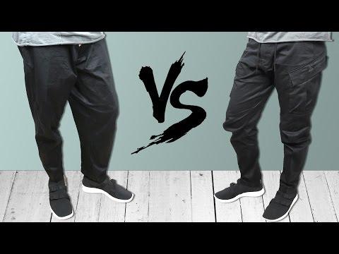 597d2c6521 ACG Techwear Pant SHOWDOWN: Cargo VS Woven - YouTube