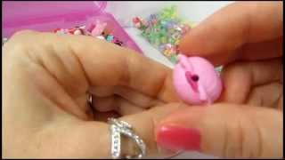 How To Make A LALALOOPSY TINIES Bracelet EASY Kids Craft!