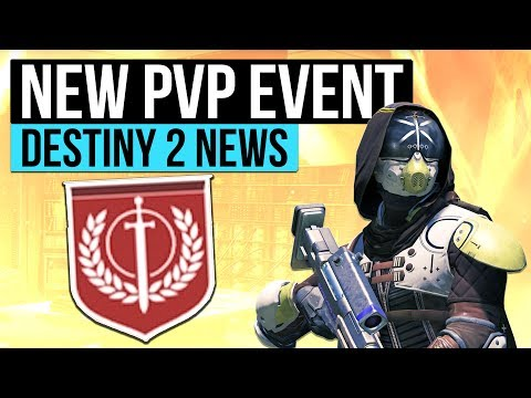 DESTINY 2 NEWS   Weekly 'Call to Arms' PvP Event, Milestones, Story Quests & Recordings!