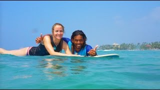 Local flavor Sri Lanka - Get to know our surf instructor Rajith
