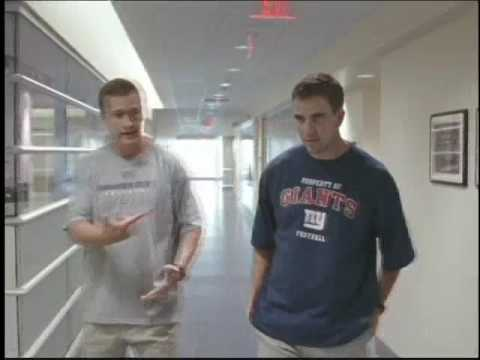 Peyton Manning & Eli Manning 'Wet Willy' | This Is SportsCenter