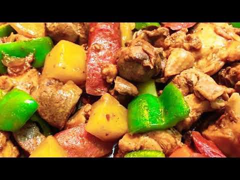 Mae's Kitchen | Chicken Menudo