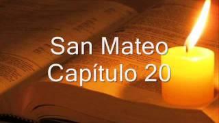 MATEO (COMPLETO): BIBLIA HABLADA Y DRAMATIZADA NVI