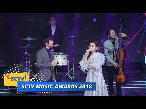 D'MASIV ft Rossa - Pernah Memiliki | SCTV Music Awards 2018