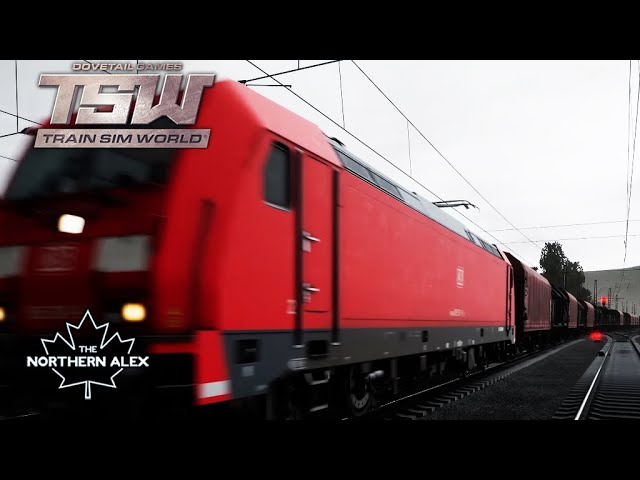 Exploring the UK Routes ahead of the release of the next Rush Hour Season DLC