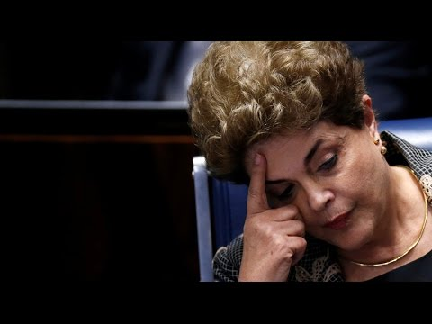 Rousseff impeachment: Brazil senate votes to dismiss president