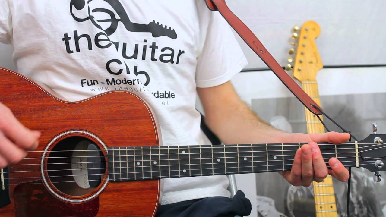 How To Play The James Bond Theme On Guitar Youtube