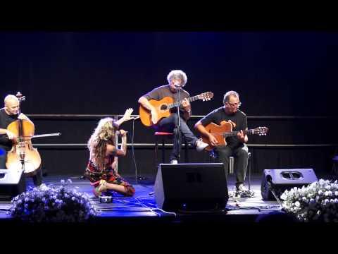 Ric Festival - Frosinone 2014. Brigante se More, Pietra Montecorvino ed Eugenio Bennato