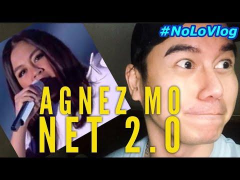 AGNEZ MO | NET 2.0 | TEMPERATURE, MATAHARIKU, SHUT EM UP, VROOM VROOM | Live Reaksi | NoLo Vlog