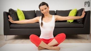 Pilates Schulter & Nacken Quickie Workout