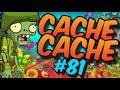 CACHE CACHE SUR MINECRAFT ! MAP PLANTES VS ZOMBIES 2 ! EPISODE 81 !